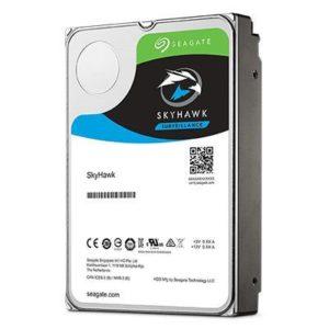 HDD SEAGATE SkyHawk 3TB SATA 3.0 256 MB 5400 rpm Discs/Heads 2/4 ST3000VX009