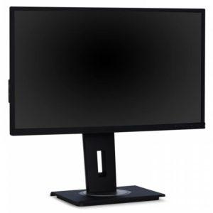 LCD Monitor VIEWSONIC VG2448 23.8″ Business Panel IPS 1920×1080 16:9 5 ms Speakers Swivel Pivot Height adjustable Tilt Colour Black VG2448