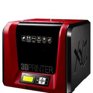 3D Printer|XYZPRINTING|Technology Fused Filament Fabrication|da Vinci Jr. 1.0 Pro|size 42 x 43 x 38 cm|3F1JPXEU01B