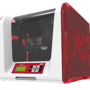 3D Printer|XYZPRINTING|Technology Fused Filament Fabrication|da Vinci Junior 2.0 Mix|size 42 x 43 x 38 cm|3F2JWXEU01D