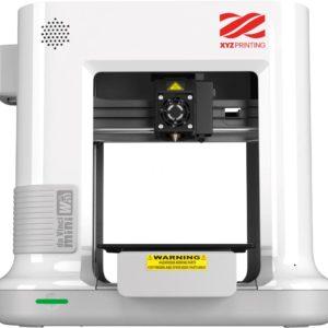 3D Printer|XYZPRINTING|Technology Fused Filament Fabrication|da Vinci mini w+|size 390 x 335 x 360mm|3FM3WXEU00C