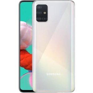 MOBILE PHONE GALAXY A51 128GB/WHITE SM-A515FZWVEUB SAMSUNG