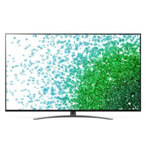 TV Set LG 50″ 4K/Smart 3840×2160 Wireless LAN Bluetooth webOS 50NANO813PA