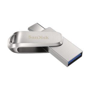 MEMORY DRIVE FLASH USB-C 256GB/SDDDC4-256G-G46 SANDISK