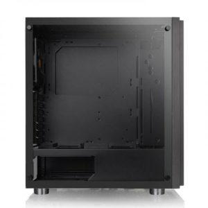 Case THERMALTAKE CA-1L4-00M1WN-02 MidiTower ATX MicroATX MiniITX Colour Black CA-1L4-00M1WN-02