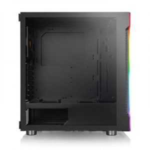 Case THERMALTAKE CA-1M3-00M1WN-00 MidiTower ATX MicroATX MiniITX Colour Black CA-1M3-00M1WN-00